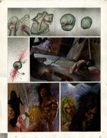 2000 AD - Slaine The Horned God Issue 635 Page 6 Comic Art