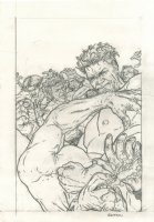 Dark Horse Presents Issue 135 Page Cover Pencils Comic Art
