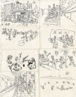 More Sketches Comic Art