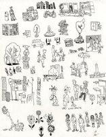 Panter sketches #2 -  Comic Art