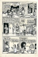 The Fabulous Furry Freak Brothers - Phineas Gets An Abortion Issue 7 Page 6 Comic Art