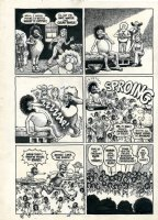 The Fabulous Furry Freak Brothers - Phineas Gets An Abortion Issue 7 Page 7 Comic Art