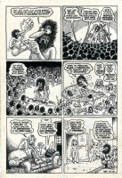 The Fabulous Furry Freak Brothers - Phineas Gets An Abortion Issue 7 Page 8 Comic Art