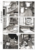 Cats Are Weird - Real Comic Art