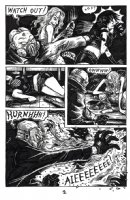Hack/Slash annual - Vlad & Cassie VS Bloody Mary Page 2 Comic Art