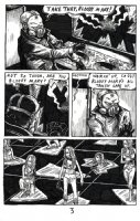 Hack/Slash annual - Vlad & Cassie VS Bloody Mary Page 3 Comic Art