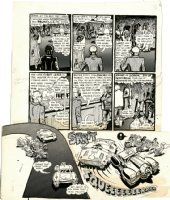 Subvert Comics Issue 3 Page 12 Comic Art