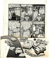 Subvert Comics Issue 3 Page 12 Comic Art