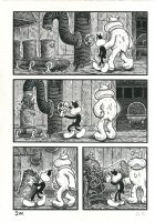 Congress Of The Animals Page 23 Comic Art