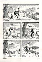 Fran Page 15 Comic Art