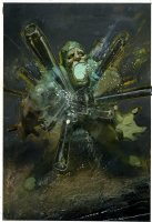 Havok & Wolverine: Meltdown Issue 4 Page 38 Comic Art