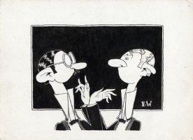 Early Illustration Art Comic Art