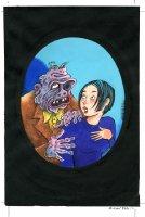 Evil Eye  Issue 11 Comic Art