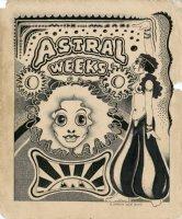 Astral Weeks - Jam w/Julie Wood Comic Art