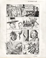 30 Days of Night : 30 Days Till Death Issue 4 Page 3 Comic Art