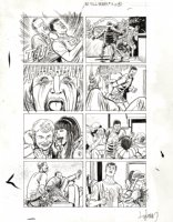 30 Days of Night : 30 Days Till Death Issue 4 Page 9 Comic Art