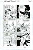 Superman - Annual Issue 5 Page 26 Comic Art