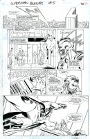 Superman - Annual Issue 5 Page 36 Comic Art
