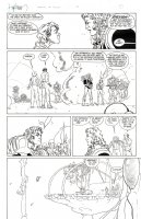 Warriors Of Plasm Issue 8 Page 11 Comic Art