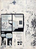 Pim & Francie - Funny Incest Stories - Large Complete Page! Comic Art