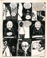 Biologic Show page!!! Comic Art