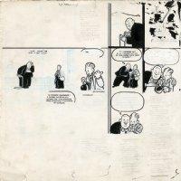 Pim & Francie: The Familiar - Partial Panels w/Pim! Comic Art
