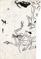 Creatures Comic Art