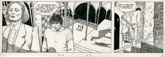 Giussepe Bergman Comic Art