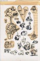 Sketchbook Portfolio Issue 1 Page 7 Comic Art