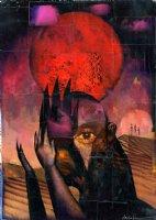 Ray Bradbury Comics Issue 4 Page Cover Comic Art