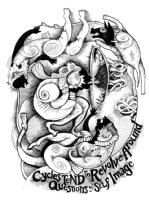 84 Drawings - Cycles Comic Art