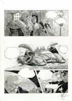 Arthur King Page 13 Comic Art