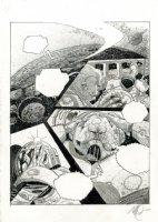 Arthur King Page 15 Comic Art