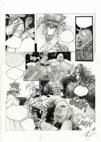 Arthur King Page 20 Comic Art