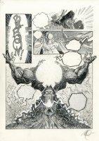 Arthur King Page 29 Comic Art