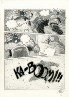 Arthur King Page 31 Comic Art