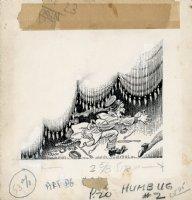 Humbug - Harpo Marx Issue 2 Comic Art