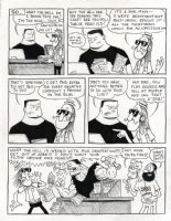 Henry & Glenn For Ever & Ever Issue 3 Page 4 Comic Art