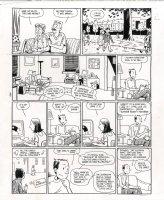 Ganges Issue 1 Comic Art