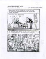 Ganges - Teaser Trailer Comix No. 3 Issue 6 Comic Art