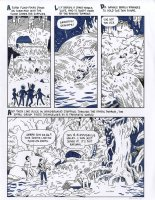 The Half Men - Kona - Sam Glanzman Tribute - #2 Comic Art