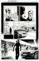 The Unwritten Issue 45 Page 4 Comic Art
