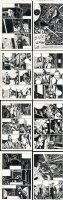 Batman: Black And White - The Devils Trumpet - Complete 8 Page Story Issue 1 Comic Art