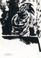 Batman Sketch - 3 Comic Art