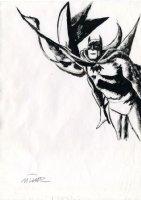 Batman Sketch - 4 Comic Art