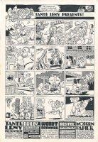 Tante Leny Presents! - 1972 Comic Art