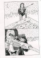 Hitman Page 2 Comic Art
