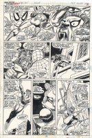 Giant-Size Super-Heroes featuring Spiderman Issue 1 Page 31 Comic Art