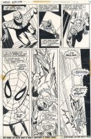 Marvel Team-Up - Spiderman Issue 6 Page 19 Comic Art